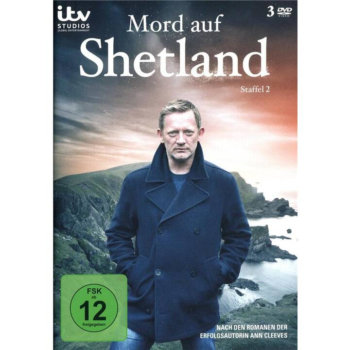Mord auf Shetland Stagione 2 (DE, EN)
