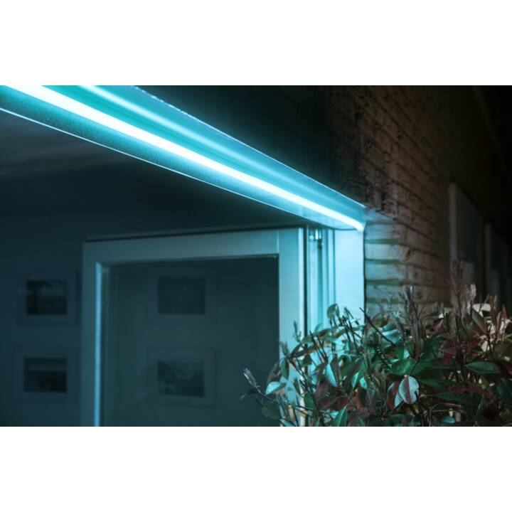 PHILIPS White and colour ambience LightStrip (2 m, Multicolore)