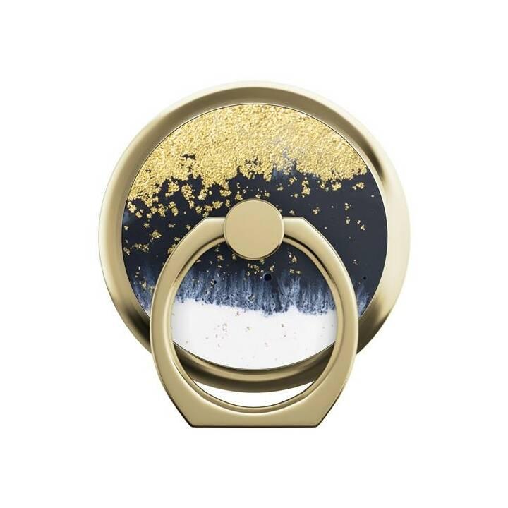IDEAL OF SWEDEN Gleaming Licorice Support de doigt (Bleu, Doré)