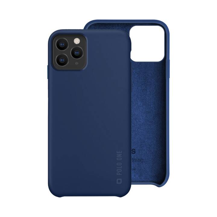 SBS Backcover Polo One (iPhone 11 Pro, Blu)