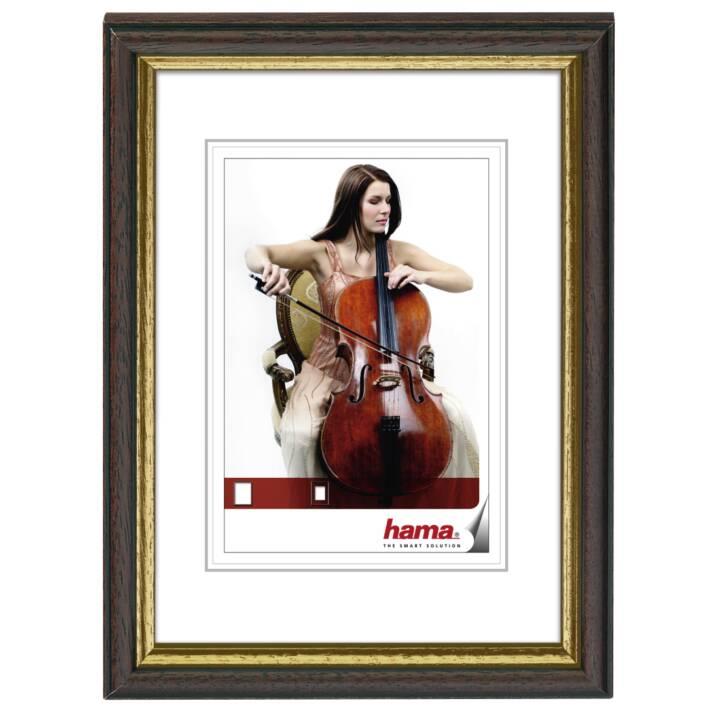 """HAMA telaio in legno """"Florida"""", Marrone, 15 x 20 cm"""