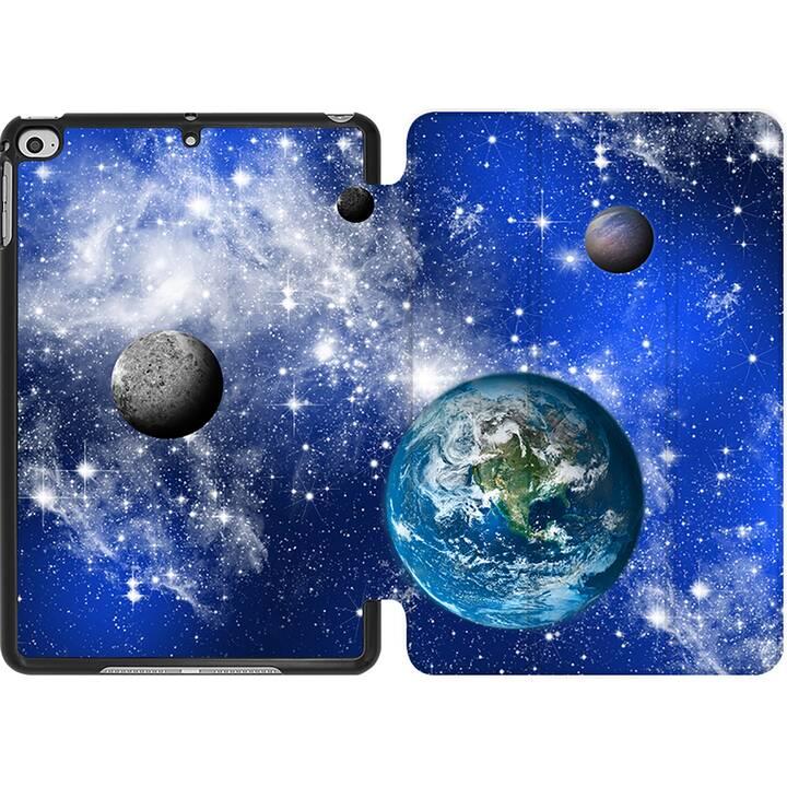 EG MTT Coque pour iPad Mini 4 (2015) et Mini 5 (2019) - espace