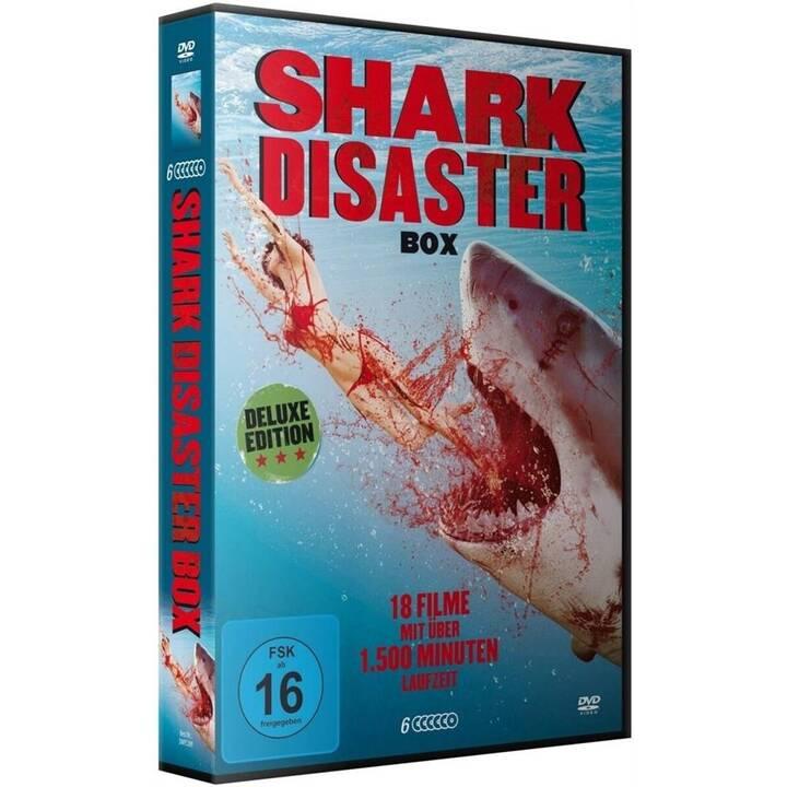 Shark Disaster - 18 Filme (DE)
