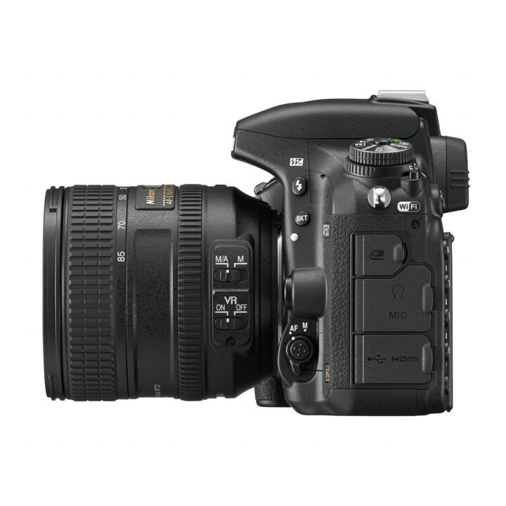 NIKON D750 + AF-S 24-85mm F3.5-4.5 G ED VR (24.3 MP, WLAN)