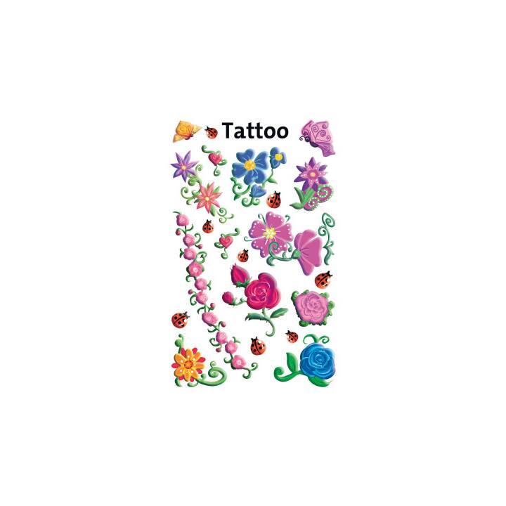 Z-DESIGN Sticker Adesivo Motivo tatuaggio 3 pezzi