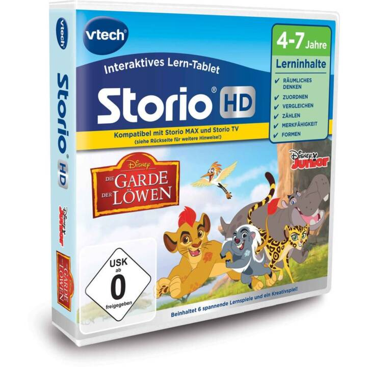 VTECH Storio gioco educativo The Lion Guard