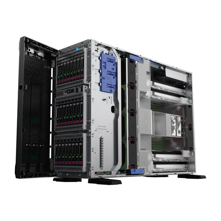 HEWLETT PACKARD ENTERPRISE ML350 Gen10 4208 (Intel Xeon Silber, 16 GB, 2.1 GHz)