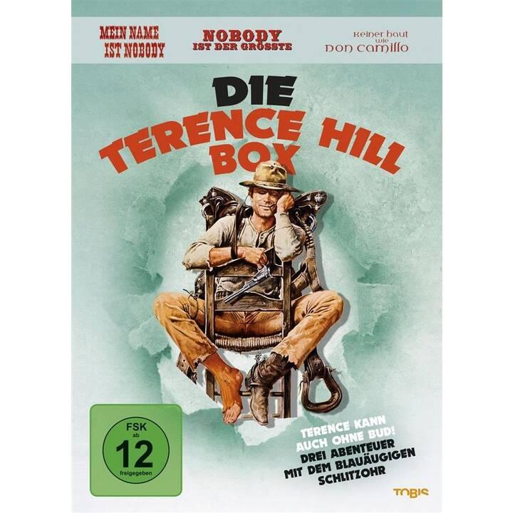 Die Terence Hill Box (IT, DE, EN)