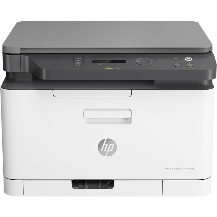 HP Color Laser MFP 178nw (Laser/LED, Farbe)