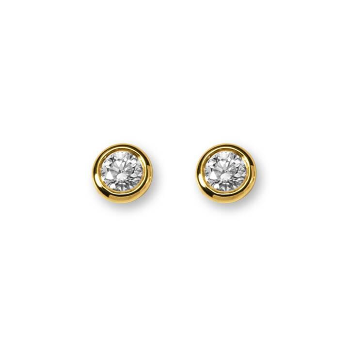 MUAU Clous d'oreilles (Diamant)