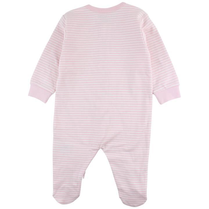 FIXONI Pyjama bébé Rose Dream (92, Rose, Blanc)