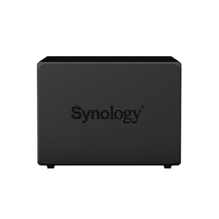 SYNOLOGY NAS DiskStation DS1019+ 5-bay WD Red (40 TB)