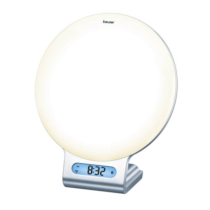 BEURER WL75 (Blanc, Réveil de luminothérapie)