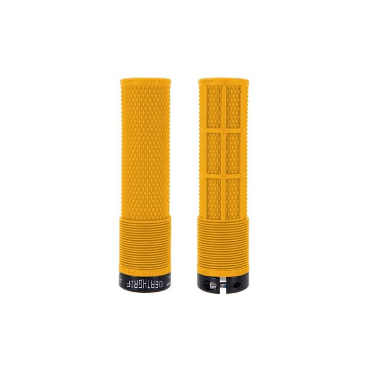 DMR Maniglia per bici Brendog Death Grip (29.8mm, Giallo)