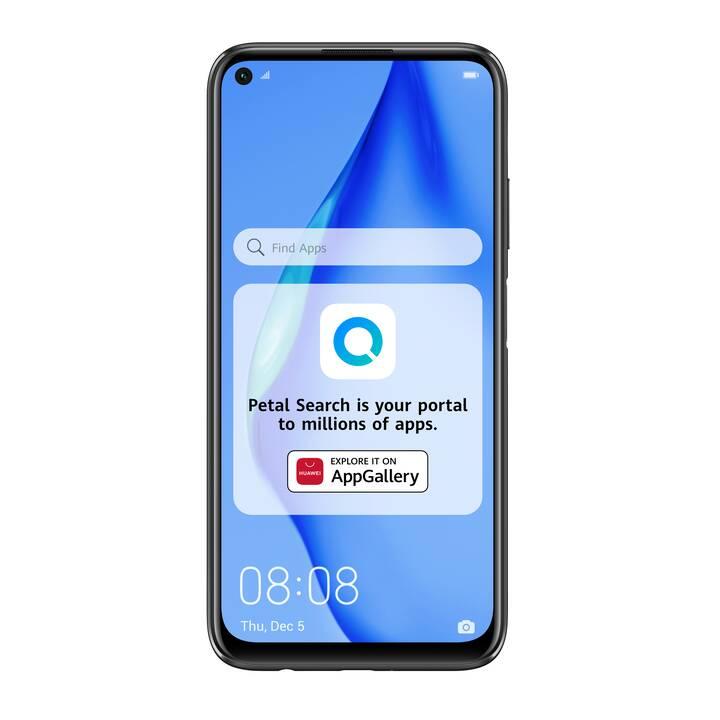 """HUAWEI P40 Lite (6.4"""", 128 GB, 48 MP, Noir) – SANS Google Mobile Services"""