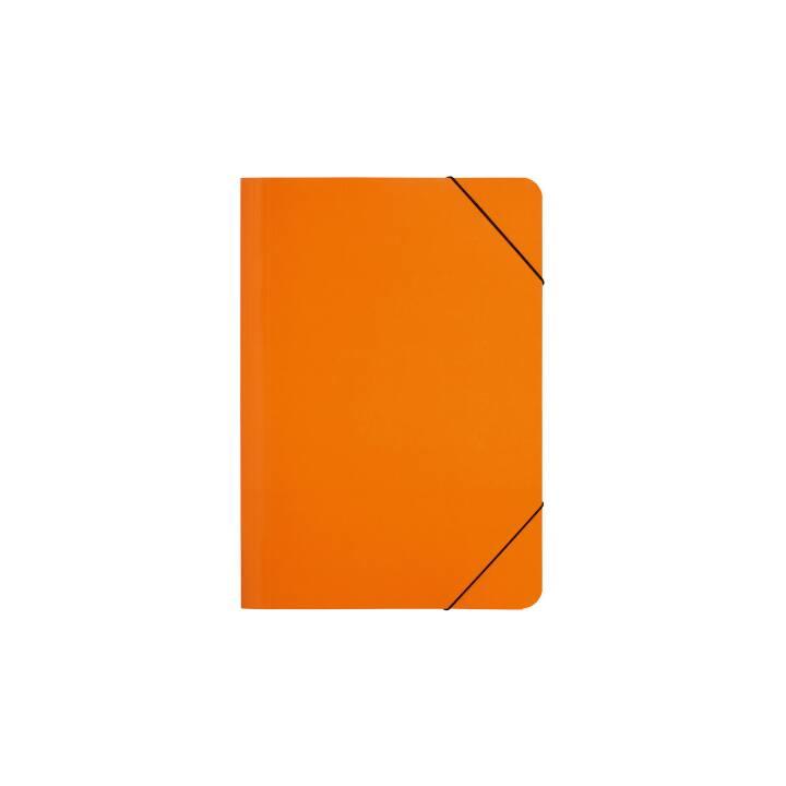 Chemise de serrage PAGNA A4 orange