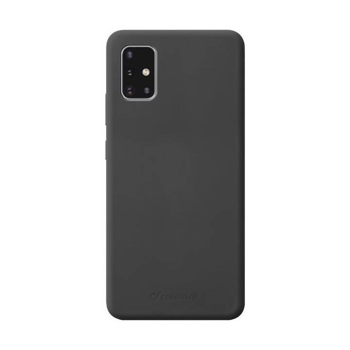 CELLULAR LINE Backcover Sensation (Galaxy A51, Noir)