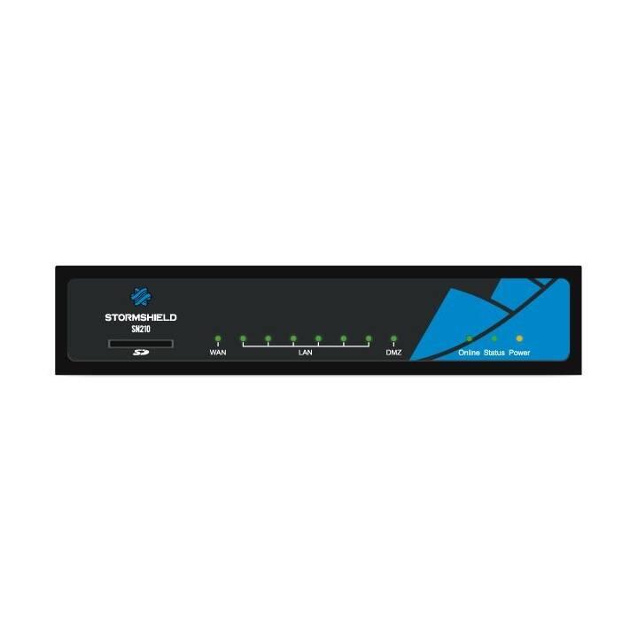 STORMSHIELD SN210 (2000 Mbit/s)
