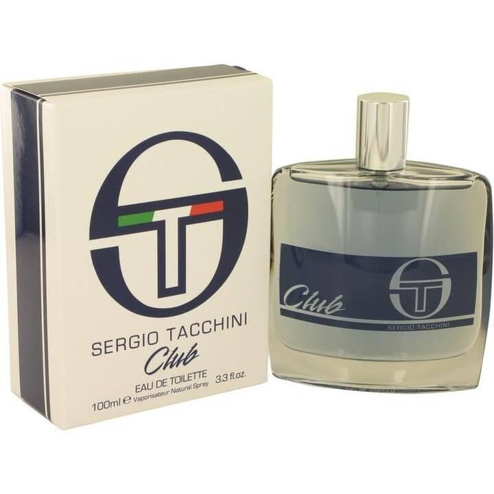 SERGIO TACCHINI Club (100 ml, Eau de Toilette)