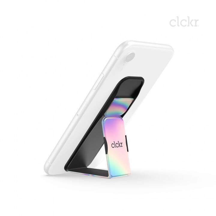 CLCKR Grip&Stand L Fingerhalter (Mehrfarbig)