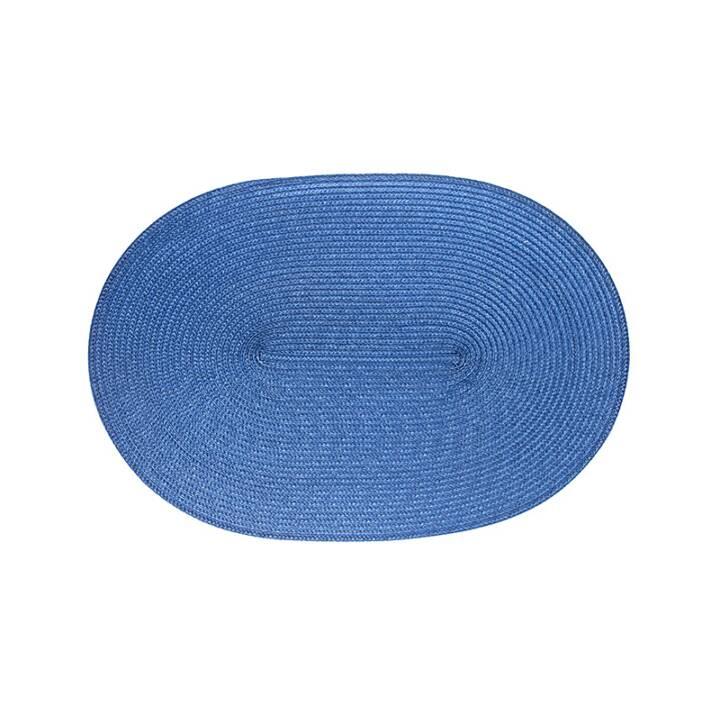 Continenta Set De Table 1 Stk Plastique Bleu Microspot Ch