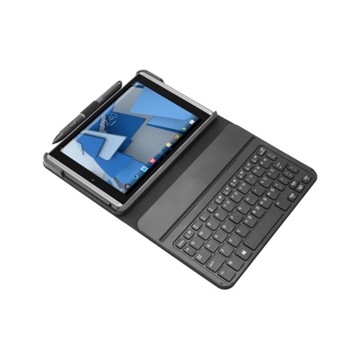 HP Pro 8 Type Cover / Tablet Tastatur (Graphite Black)