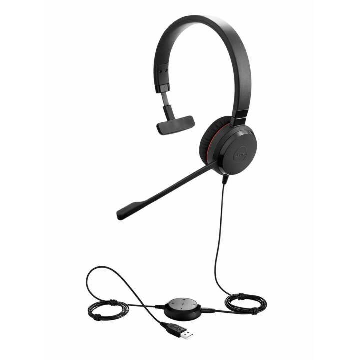 JABRA Headset Evolve 30 II Mono UC