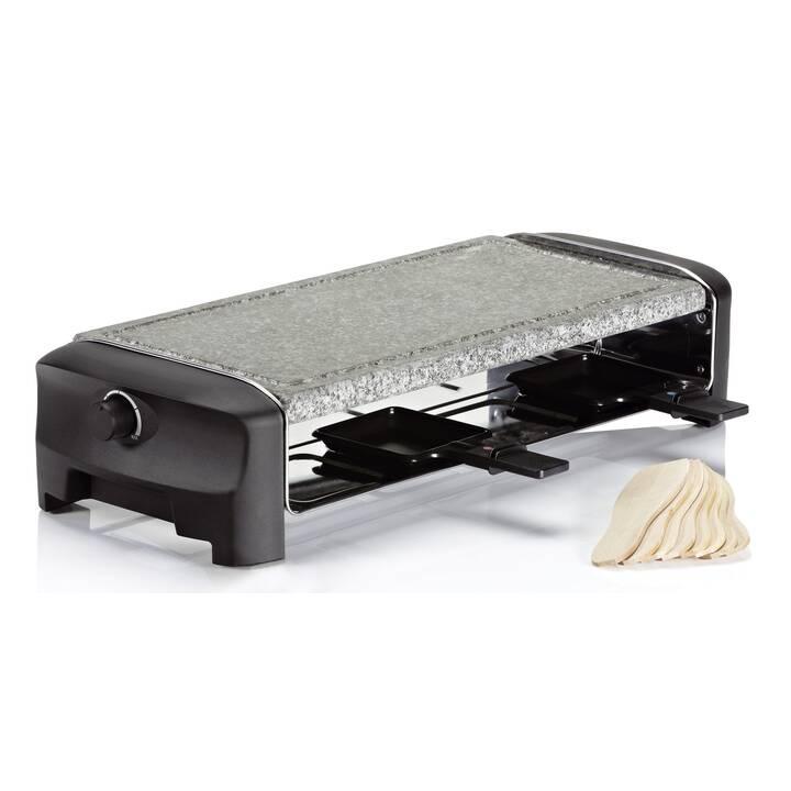 KOENIG Raclette Gourmet «Grill und Stein», 8er