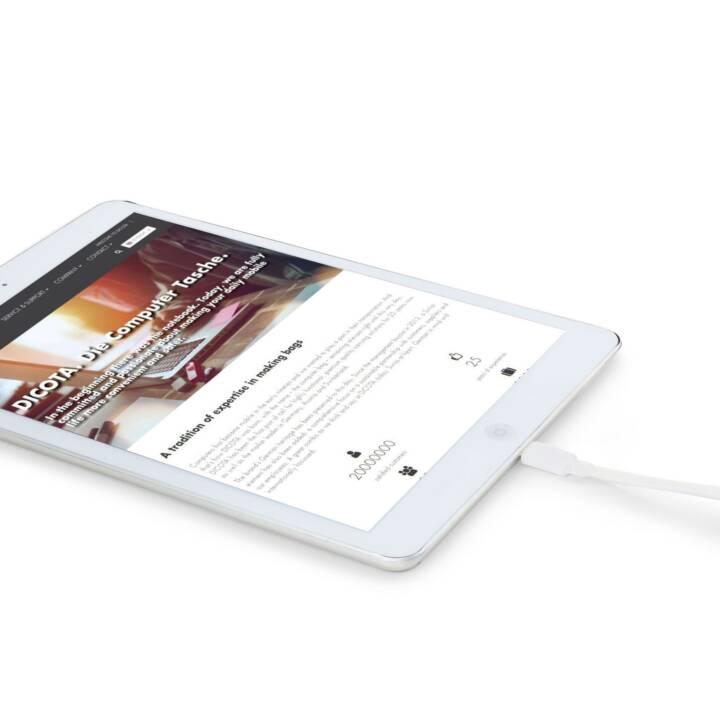 Dicota Universal Car Notebook Charger USB-C - adaptateur d'alimentation pour voiture - 45 Watt
