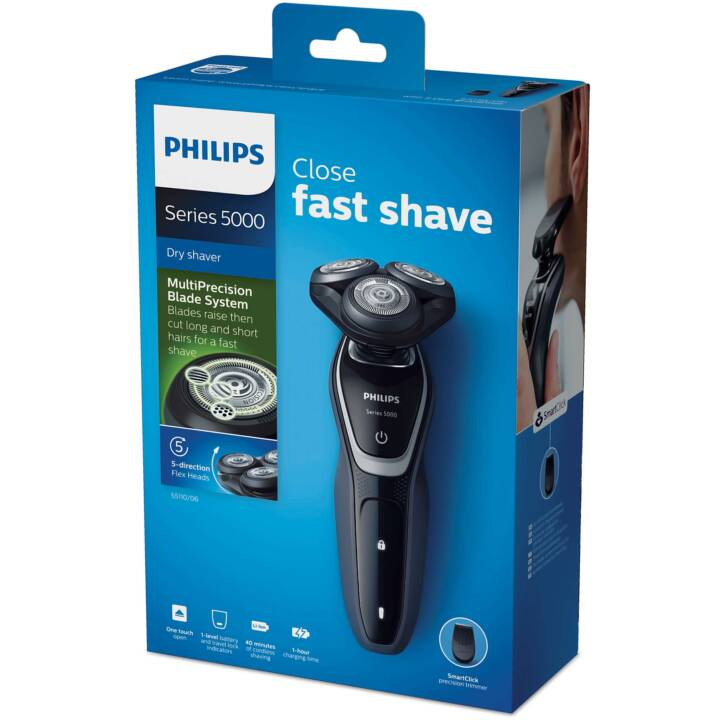 Shaver 3Hd Cbs70 Ntp W/Trimmer