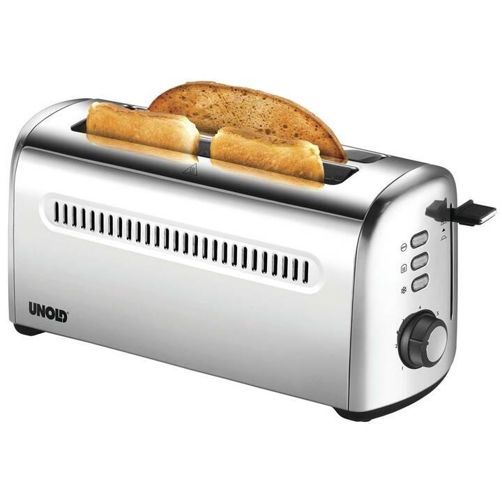 UNOLD Toaster Retro (Argento)