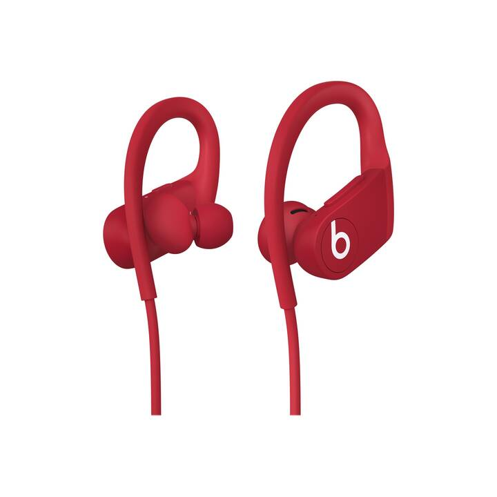 BEATS Powerbeats (In-Ear, Bluetooth, Rouge)