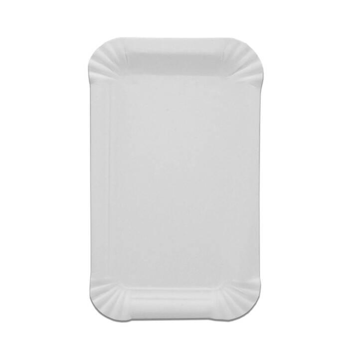 PAPSTAR Pure piatti monouso (15 cm, 250 x)