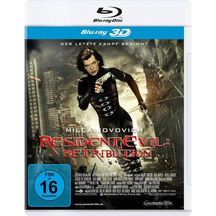 Resident Evil 5 - Retribution (DE, EN)
