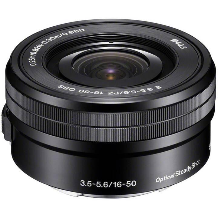 SONY SELP1650 16 - 50 mm f/3,5 - 5,6 PZ OSS