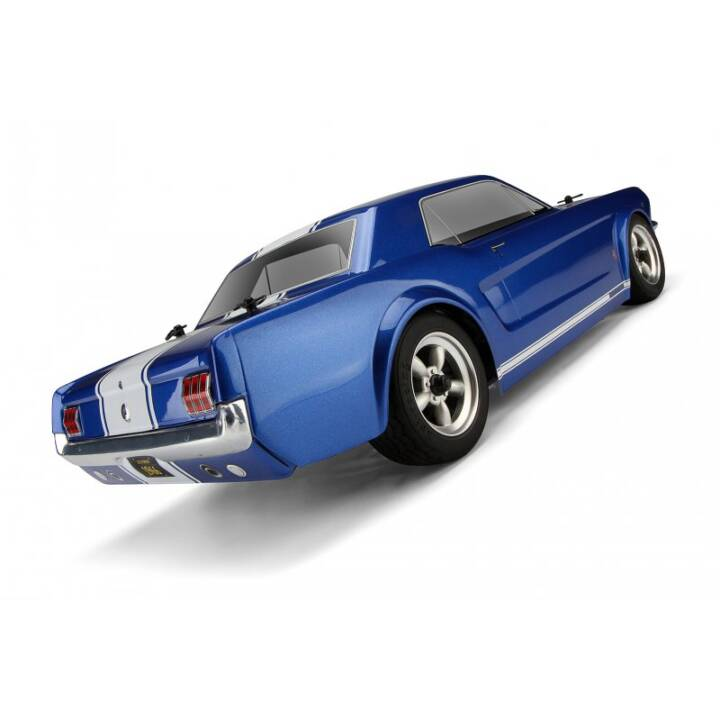 HPI Body Ford Mustang GT Coupé 1966