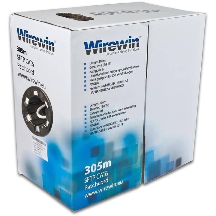 WIREWIN Cavo di rete (Cavo non confezionato, 305 m)