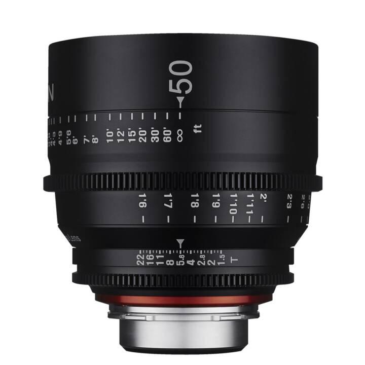 SAMYANG 50 mm f/1.5 Sony a