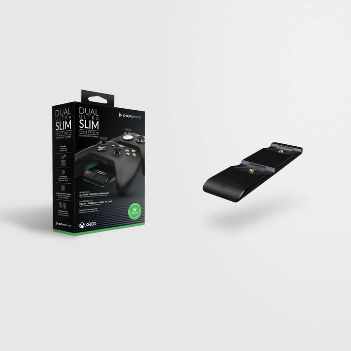 PDP Dual Ultra Slim Charge Caricabatterie