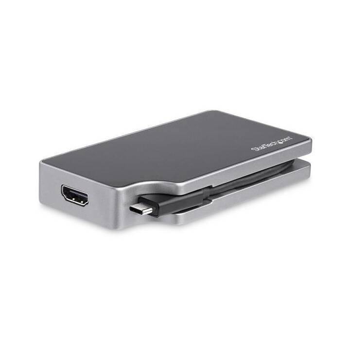 STARTECH.COM Adattatore (VGA, USB Tipo-A, HDMI, RJ-45, USB Typ-C)