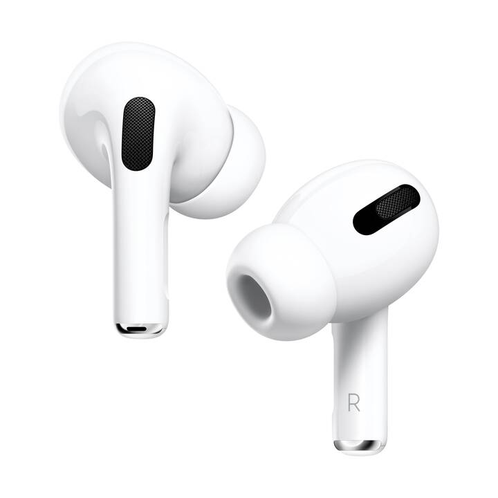 APPLE AirPods Pro  (In-Ear, Bluetooth 5.0, Blanc)