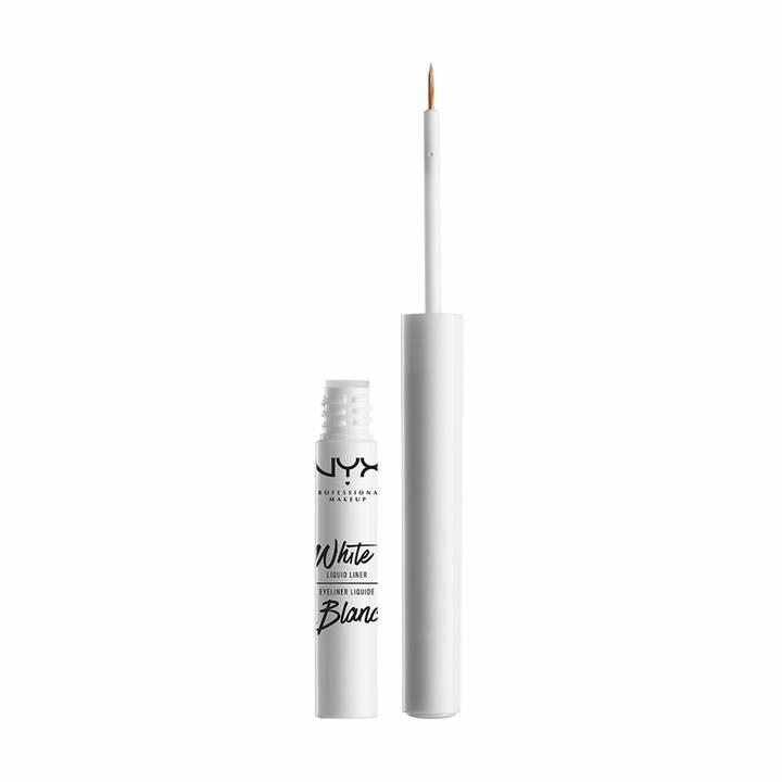 NYX PROFESSIONAL MAKEUP Eyeliner liquido (White)