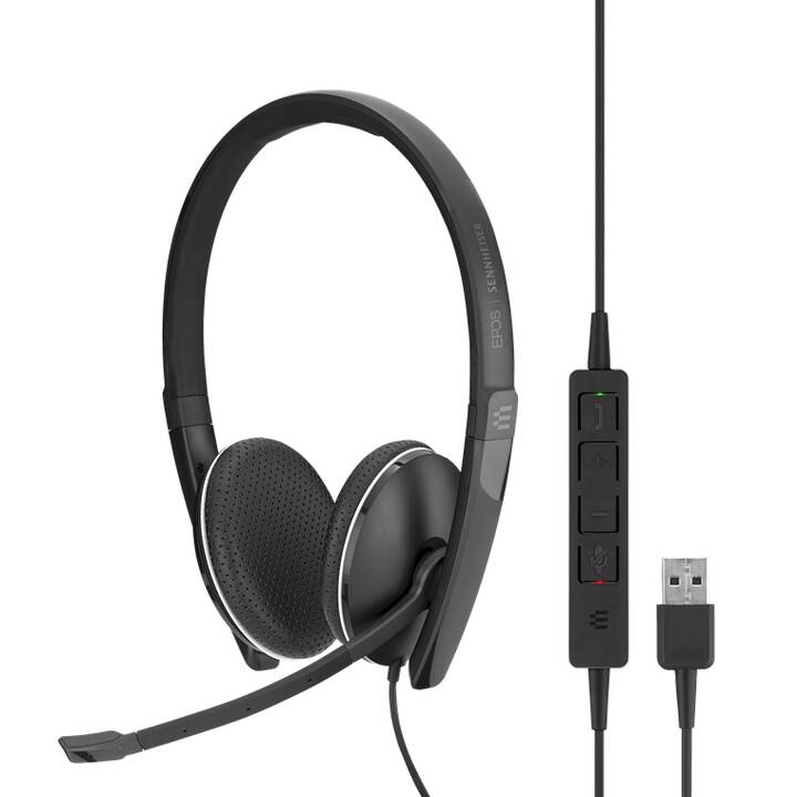 EPOS SC 156 (On-Ear, Nero)