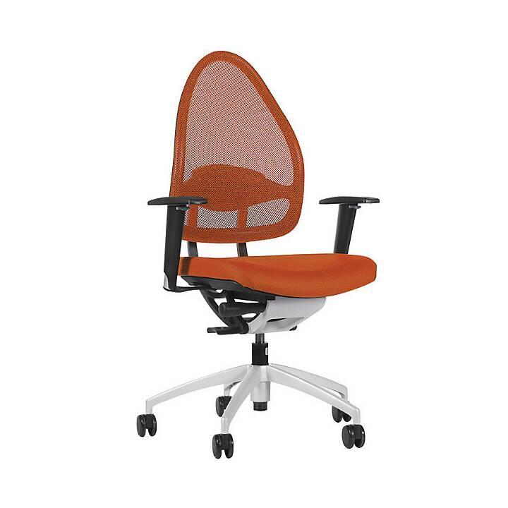 Bürostuhl (Orange)