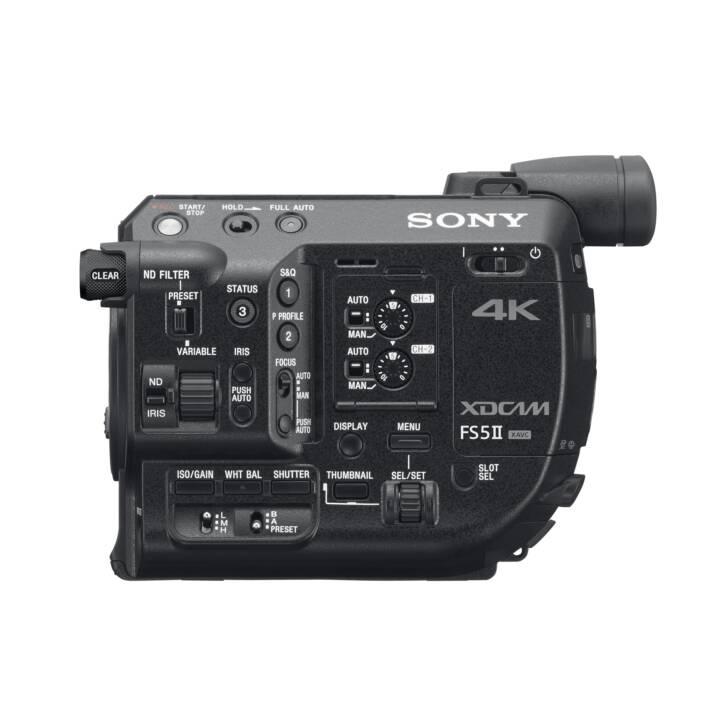 SONY PXW-FS5M2, Videocamera, 4K Ultra HD, Nero