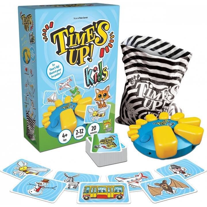 REPOS Time s Up! Kids 1 Buzzer New