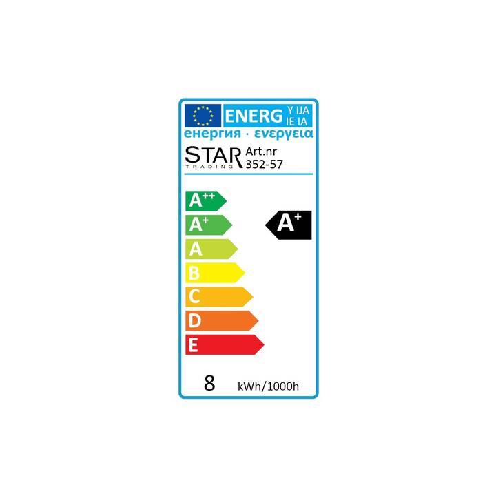 STAR TRADING LED Birne (E27, 7.5 W)
