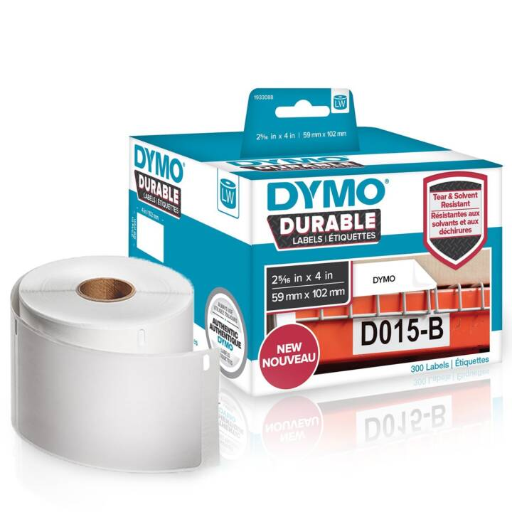 DYMO Labelwriter Addressetiketten 300 Stk.