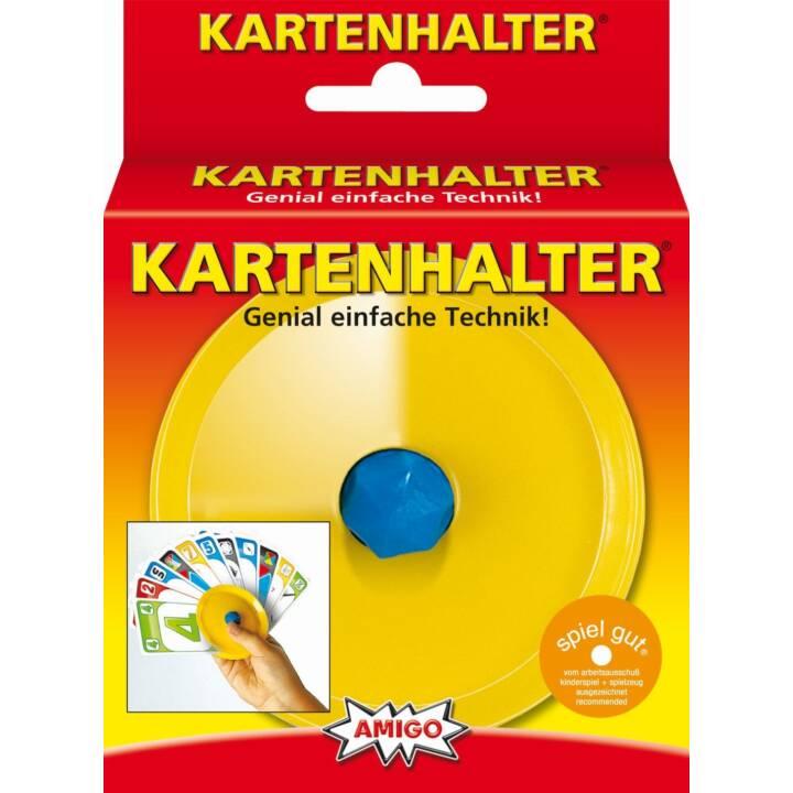 AMIGO Kartenhalter (Gelb, 1 Stück)