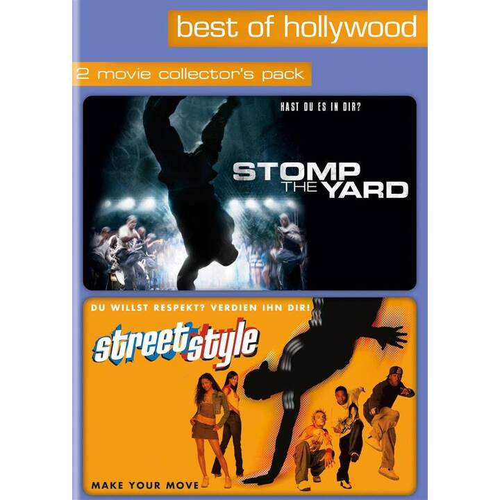Stomp The Yard / Street Style - Best of Hollywood 42 (DE, EN)